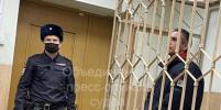 В Петербурге арестовали обвиняемого в убийстве в маршрутке из-за замечания о маске