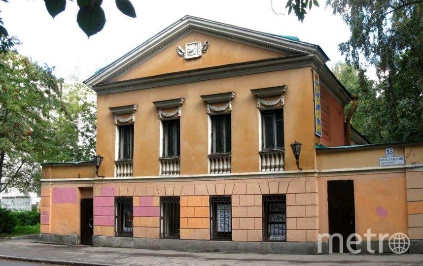 Здание было построено в 1913 году как кинотеатр. Фото citywalls.ru.