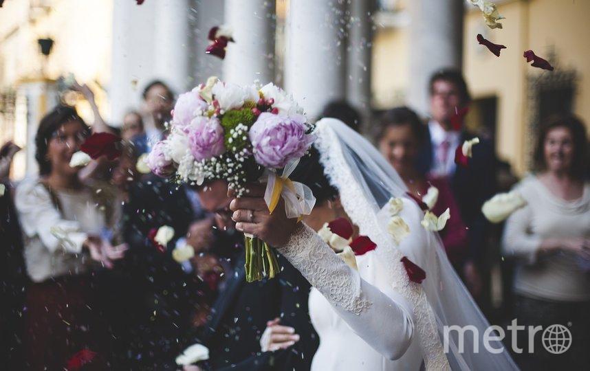 """До свадебной церемонии в городе не был зафиксирован коронавирус ни у одного из жителей. Фото pixabay.com, """"Metro"""""""