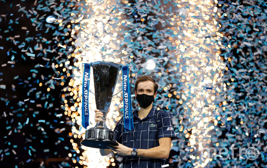 Даниил Медведев победил австрийца Доминика Тима. Фото Getty