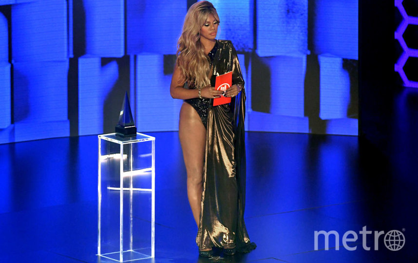 Звезды на American Music Awards. Лаверна Кокс. Фото Getty