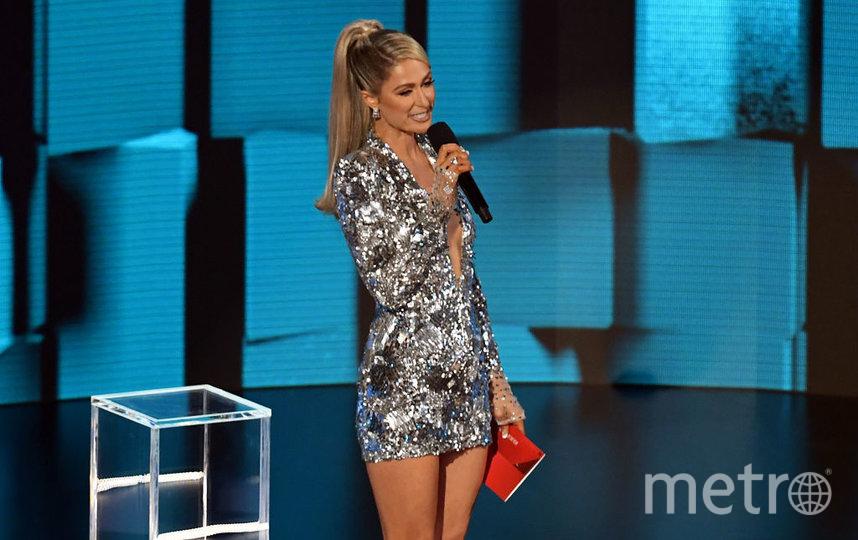 Звезды на American Music Awards. Пэрис Хилтон. Фото Getty