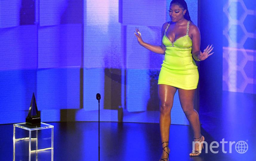 Звезды на American Music Awards. Фото Getty
