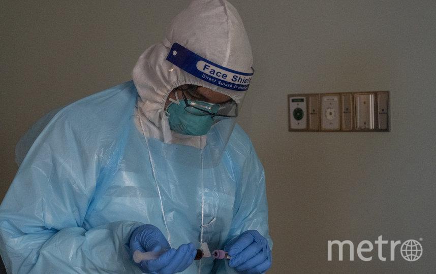 Врачи – на передовой борьбы с коронавирусом. Фото AFP