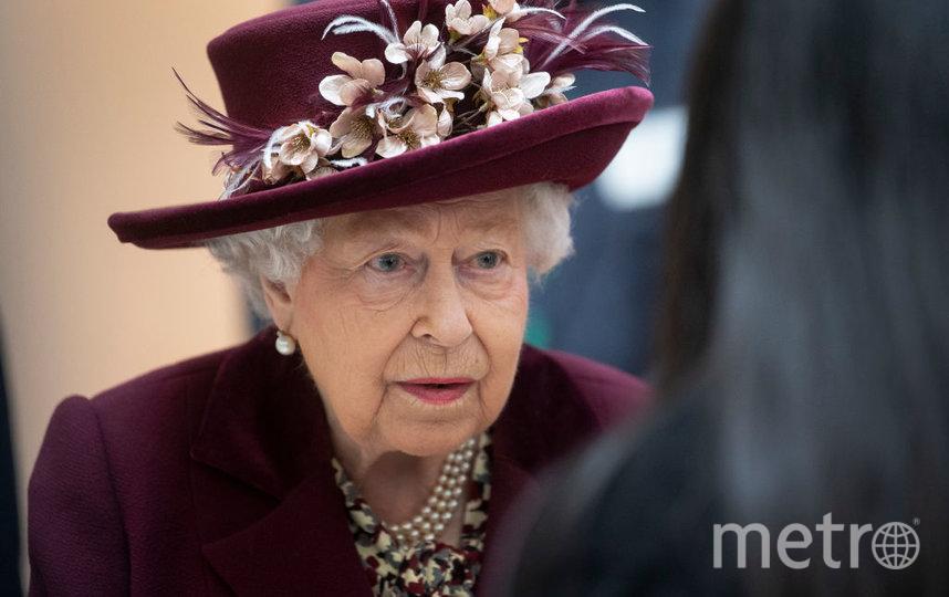 Королева Елизавета II. Фото архив, Getty