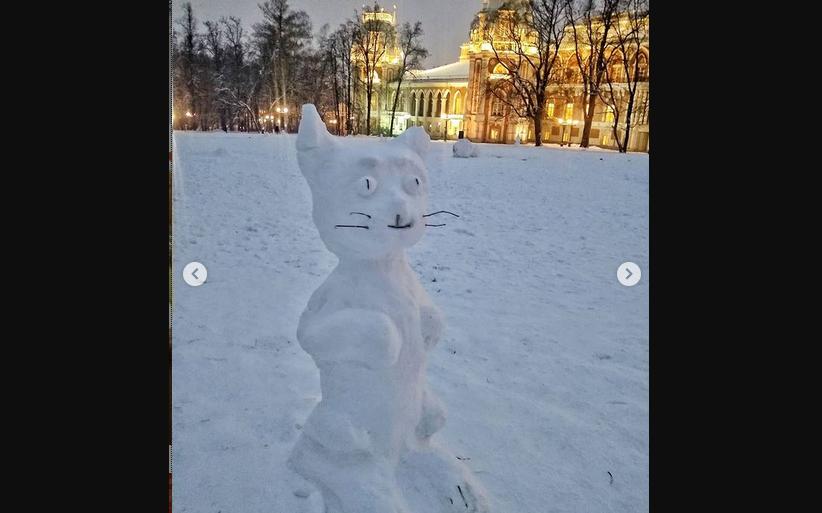 Этими фото делятся читатели Metro в соцсетях. Фото https://www.instagram.com/marinavoikina/