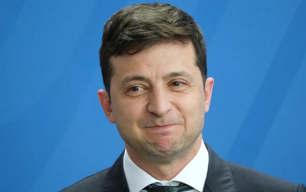 Владимир Зеленский, архивное фото. Фото Getty