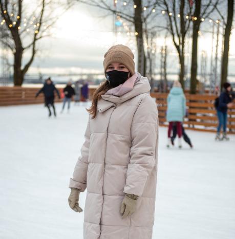 """Ирина, студентка. Фото Святослав Акимов, """"Metro"""""""