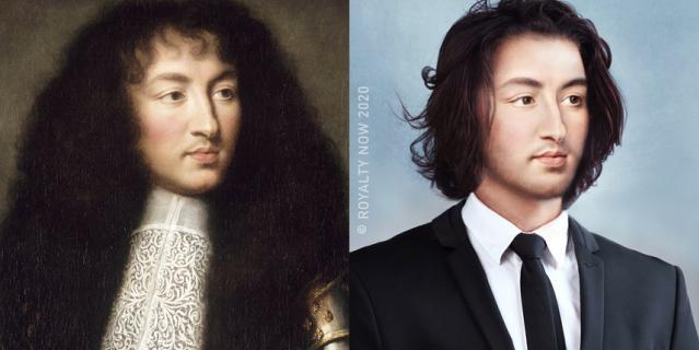 Луи XIV.