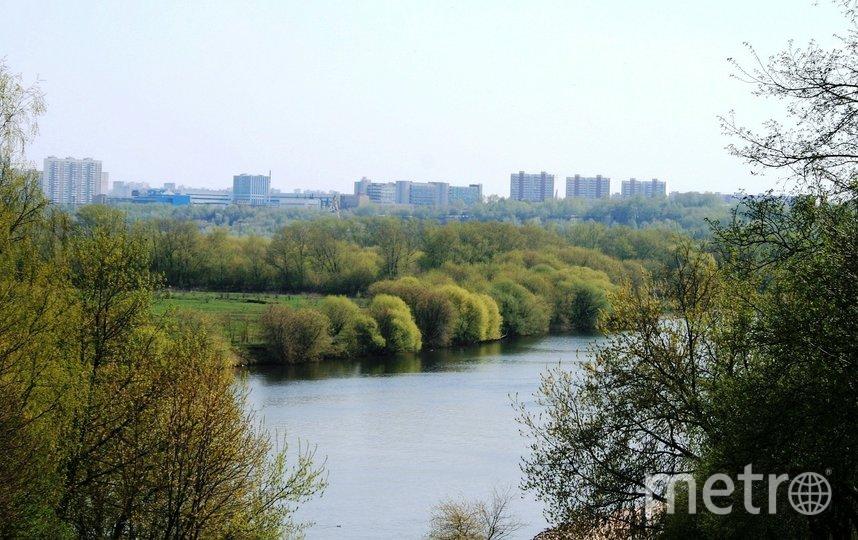 Москва является одним из самых зелёных мегаполисов мира. Фото pixabay.com