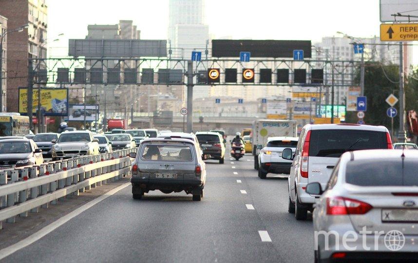 Транспортная система Москвы растёт из года в год. Фото pixabay.com