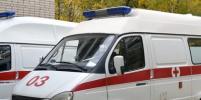 В Петербурге машина генконсульства Литвы сбила женщину на переходе