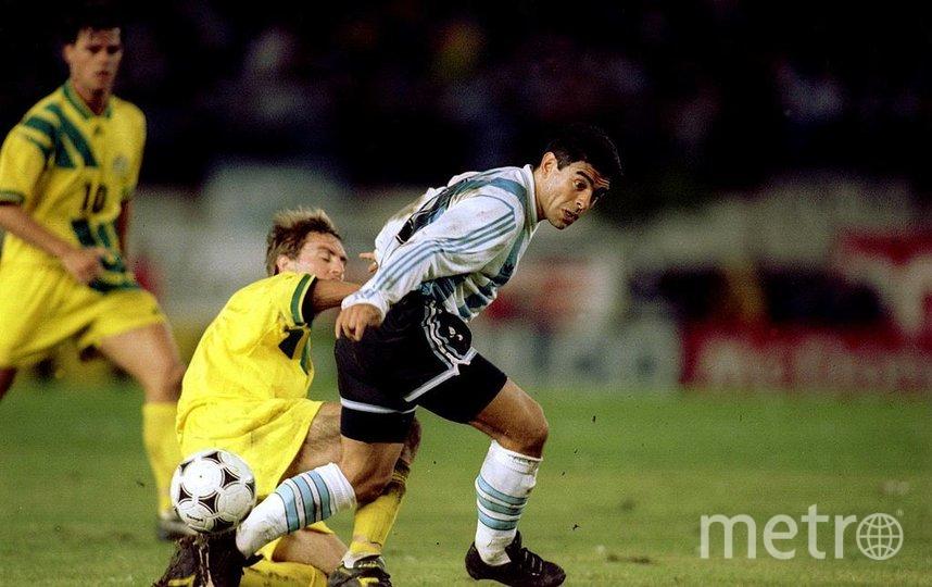 Диего Марадона, 1993 год. Фото Getty