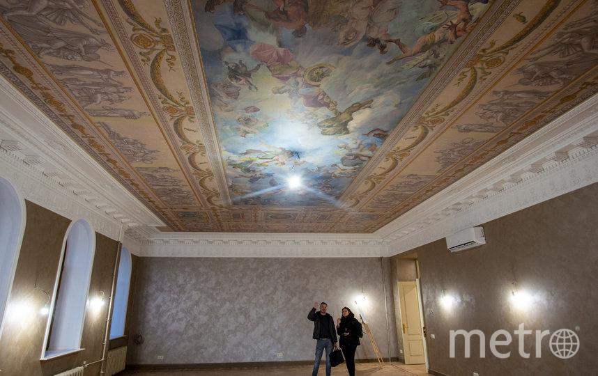 """Внутри главной залы Библиотеки. Фото Святослав Акимов, """"Metro"""""""