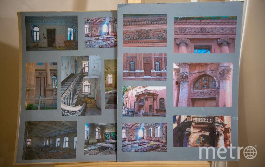 """Такой была Библиотека, когда в неё вошли реставраторы. Фото Святослав Акимов, """"Metro"""""""