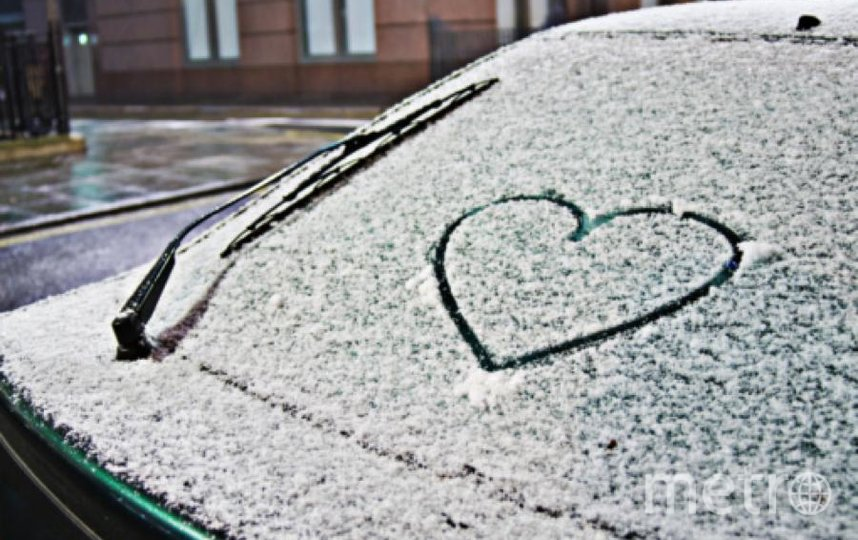 Снег выпал ночью, но к утру растаял. Фото Getty
