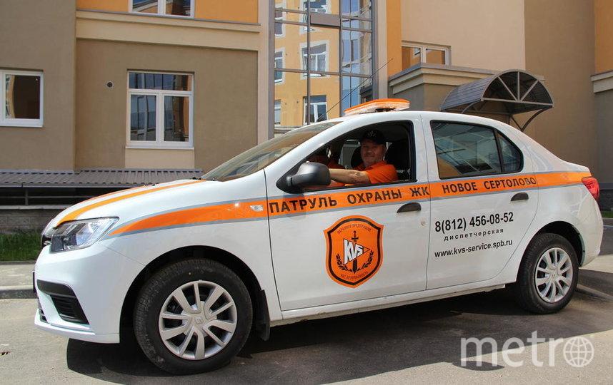 Вопросам безопасности в новых жилых комплексах уделяют большое внимание. Фото ГК «КВС»