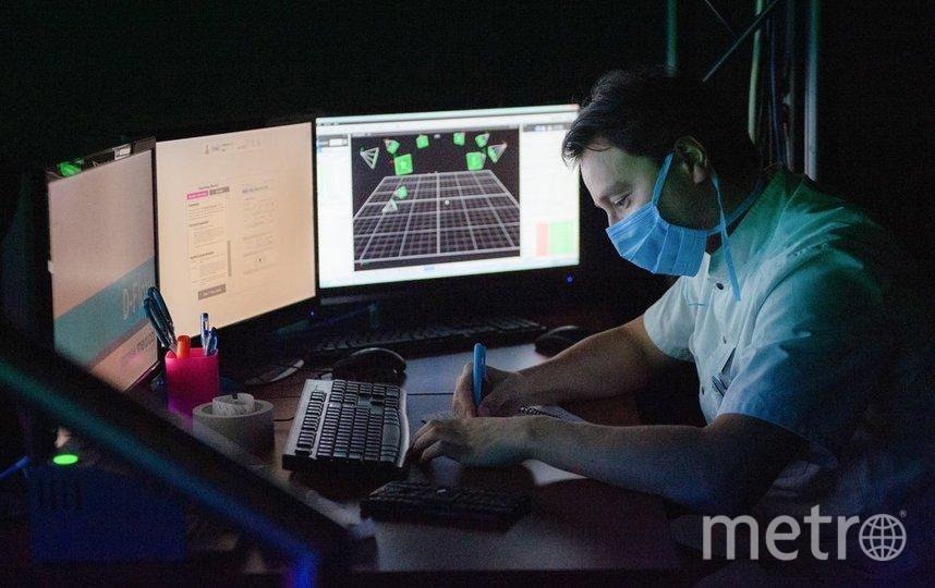 """К 2023 году число цифровых медицинских исследований планируется увеличить до 10 миллионов. Фото Гришкин Денис//агентство """"Москва"""""""
