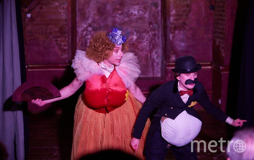 Премьерные показы спектакля также состоятся 26 и 30 ноября. Фото Слава Ларкин