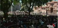 Как прощались с Марадоной: беспорядки в Буэнос-Айресе и скандал из-за фото у гроба