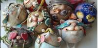 Где найти уникальную ёлочную игрушку: самые модные украшения хендмейд