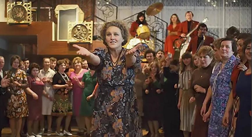 """Кадр из фильма """"Родня"""" с Нонной Мордюковой. Фото Скриншот Youtube"""