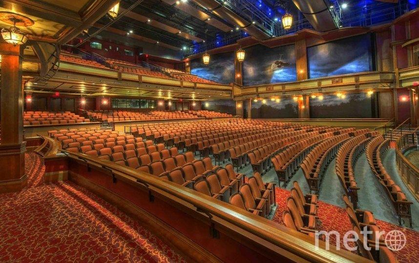С начала сезона театры Петербурга потеряли 60% выручки. Фото Pixabay.