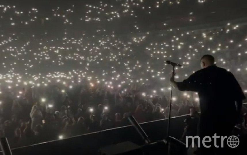 Концерт собрал тысячи человек, несмотря на ограничения. Фото instagram.com/bastaakanoggano/.
