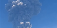 В Индонезии проснулся вулкан Левотоло: извержение попало на видео