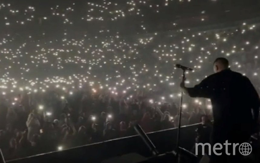27 и 28 ноября в Ледовом дворец прошли два концерта рэпера Басты. Фото  instagram.com/bastaakanoggano/.