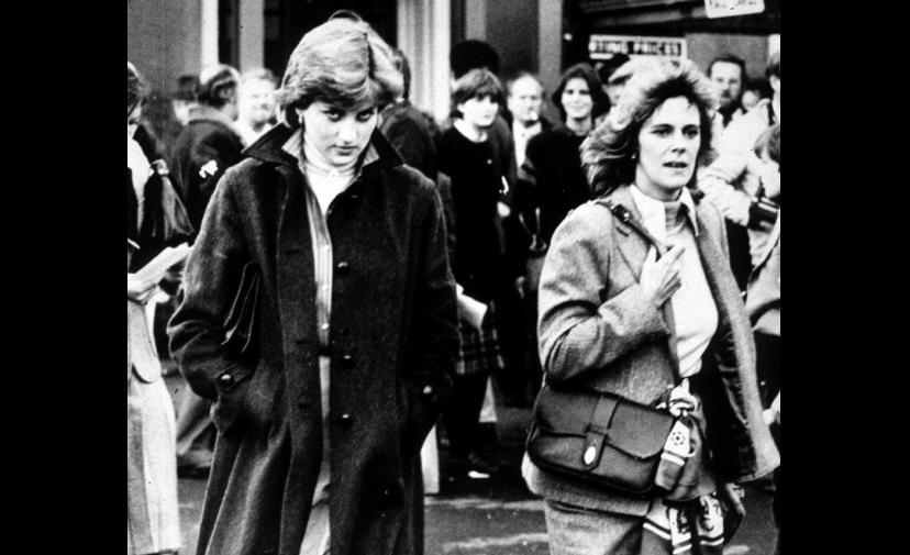 Диана и Камилла. 1980 год. Фото Getty