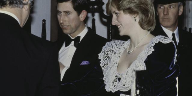 Чарльз и Диана. 1981 год.