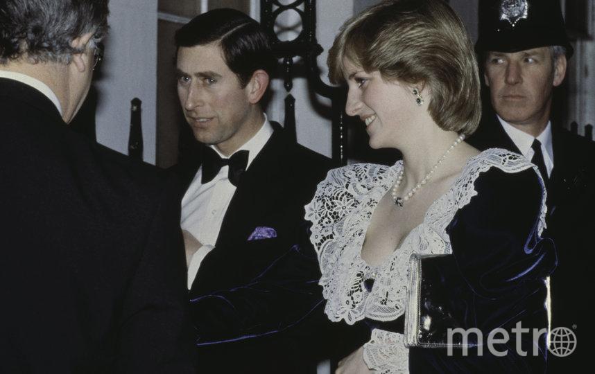 Чарльз и Диана. 1981 год. Фото Getty