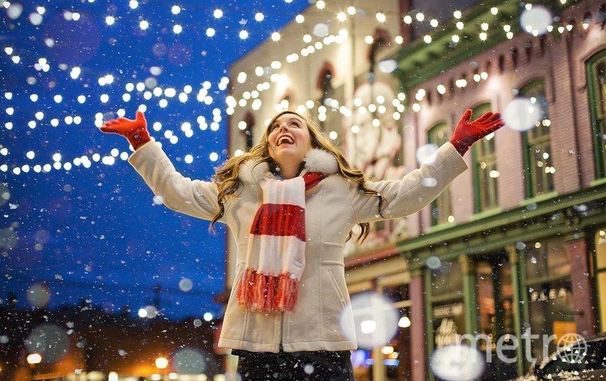 """Точная температура воздуха на новогоднюю ночь не сообщается. Фото pixabay.com, """"Metro"""""""