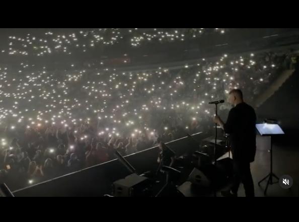 Баста высказался по поводу скандальных концертов, состоявшихся в Петербурге