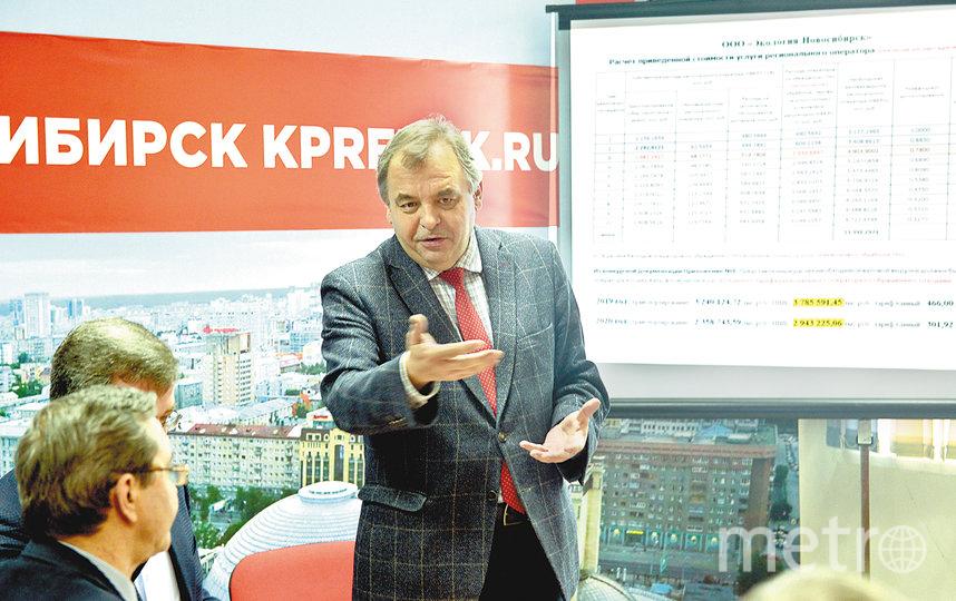 Ренат Сулейманов, секретарь областного комитета КПРФ.