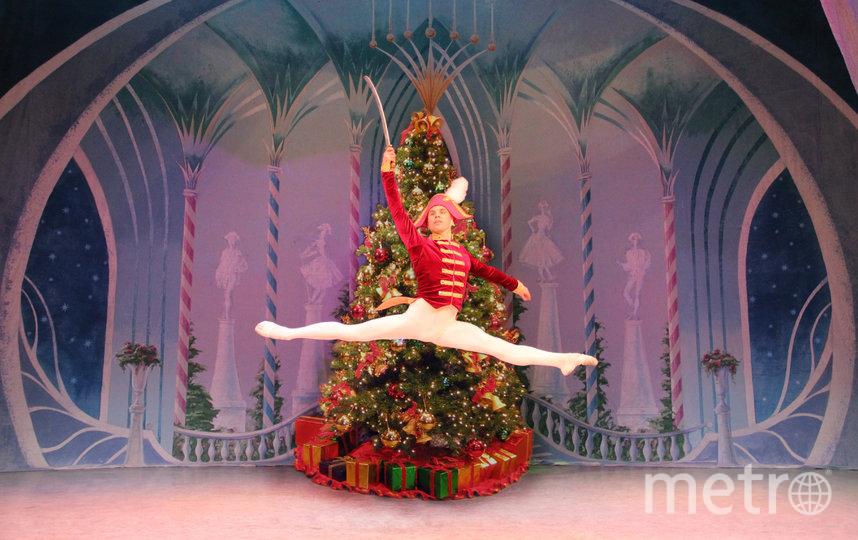 """Балет """"Щелкунчик"""" подарит новогоднее настроение. Фото Предоставлено организаторами"""