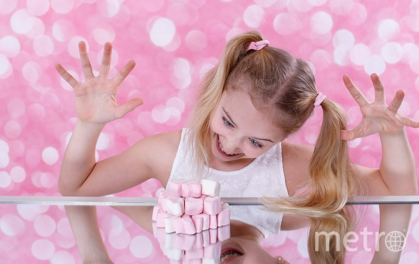 Российские дети едят сахар в полтора раза выше нормы. Фото pixabay.com
