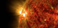 Ученые сообщили о мощном взрыве на обратной стороне Солнца, сильнейшем за 4 года