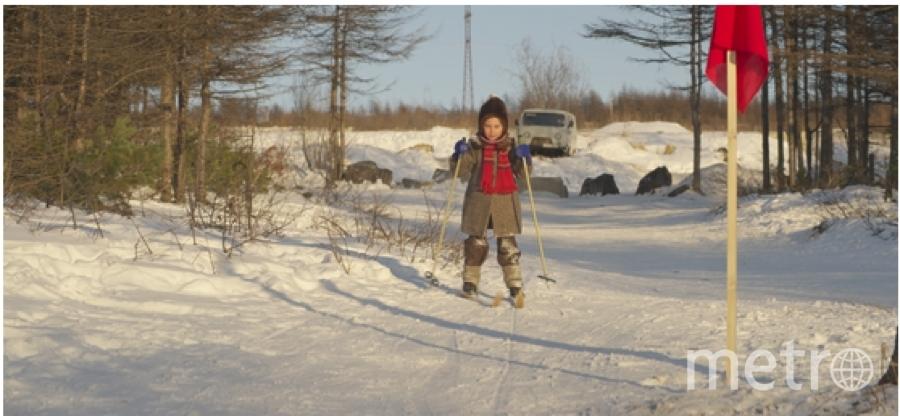 """Кадр из фильма """"Белый снег"""". Фото https://oknofest.com, """"Metro"""""""