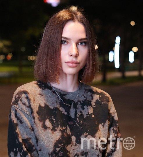 Анна Чернова.