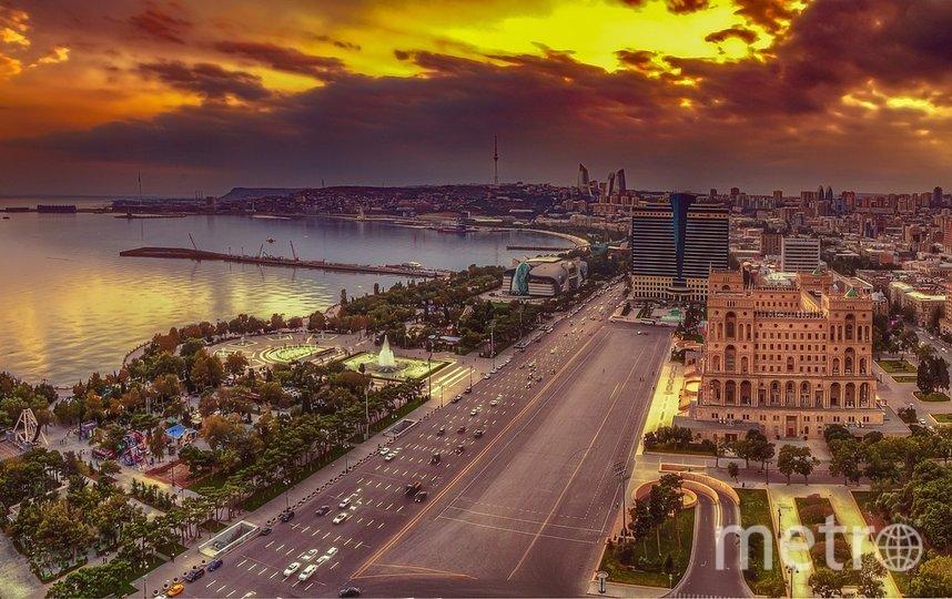 Баку. Фото pixabay.com