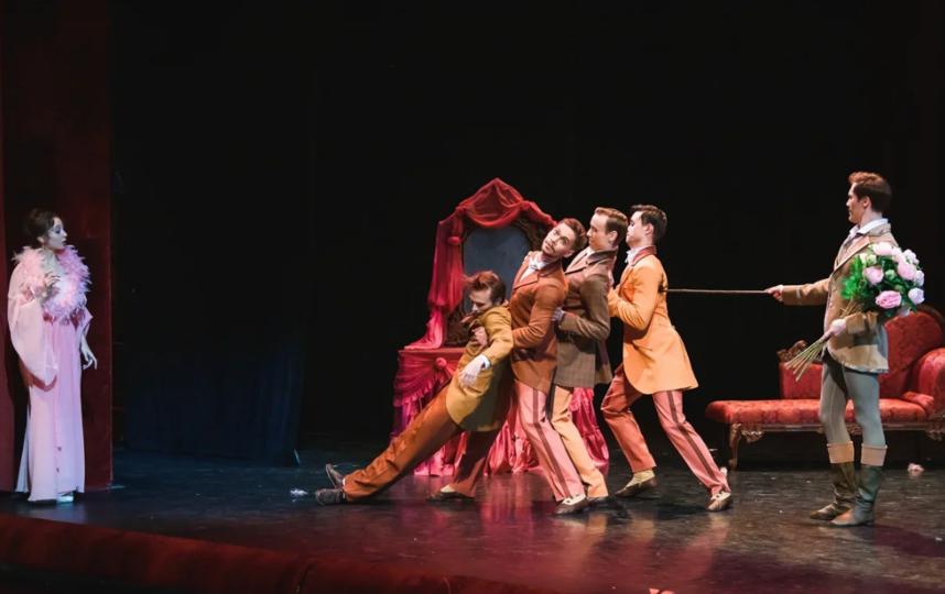 """Пермский театр оперы и балета """"Анюта"""". Фото Предоставлено организаторами"""
