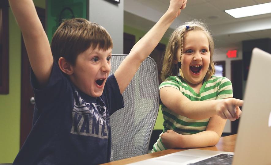 Во время игры в COVID дети испытывают либо уверенность, либо беспокойство. Фото Pixabay.com