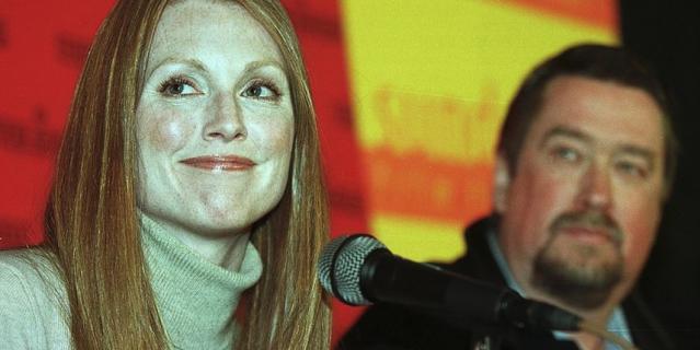 Джулианна Мур - 20 лет назад.