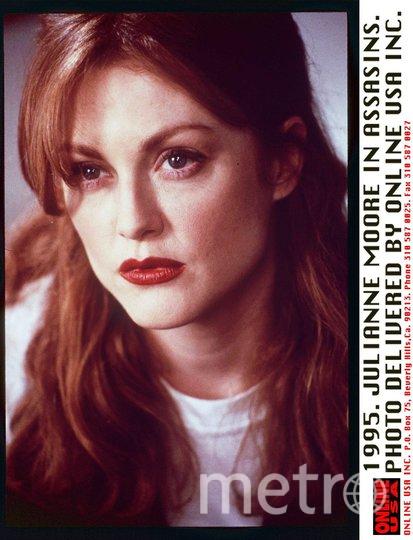 Джулианна Мур в 1995 году. Фото Getty