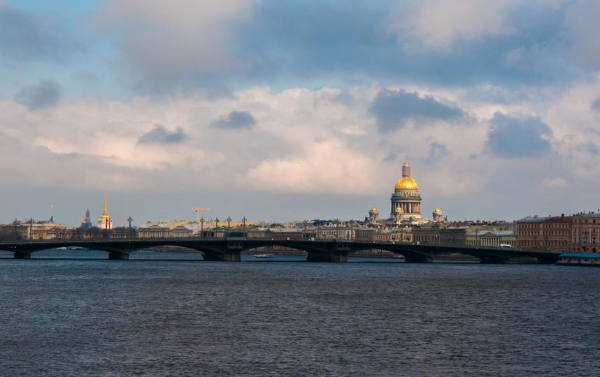 """Благовещенский мост в Петербурге. Фото Pixabay.com, """"Metro"""""""