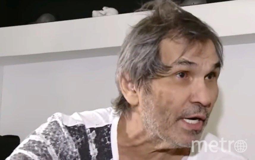 Бари Алибасов. Фото Скриншот/Прямой эфир, Скриншот Youtube.