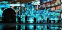 Грандиозное световое шоу на Дворцовой пройдет в онлайн-формате