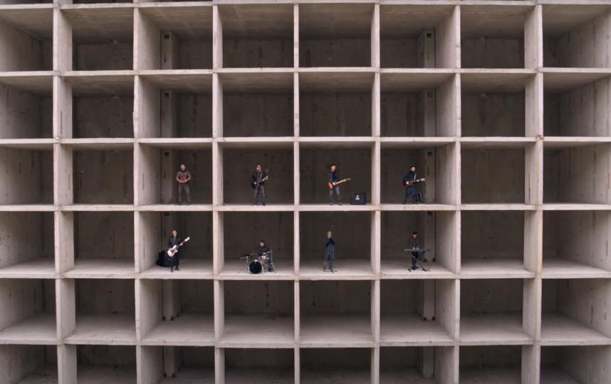 Группа «ДДТ» выпустила клип, который снимался вМурино